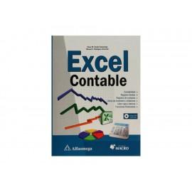 Excel Contable con DVD - Envío Gratuito