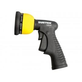Pistola para riego Surtek 130348 negra - Envío Gratuito