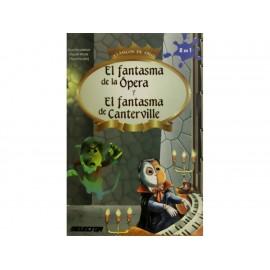 El Fantasma De La Opera Y El Fantasma De Canterville - Envío Gratuito