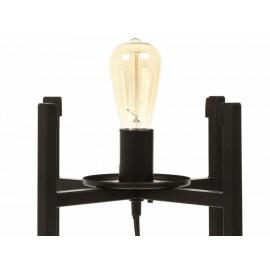 Garrafón Lámpara de Mesa Trendy Gris - Envío Gratuito