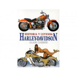Harley Davidson Historia y Leyenda (Mini) - Envío Gratuito