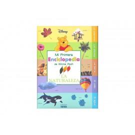 Mi Primer Enciclopedia de Winnie Pooh la Naturaleza - Envío Gratuito