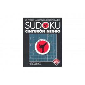 La Pequeña Gran Enciclopedia del Sudoku Cinturón Negro - Envío Gratuito