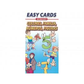 Easy Cards Bilingues Colores Familia - Envío Gratuito