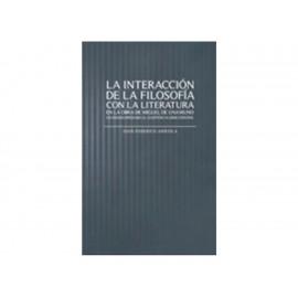 LA INTERACCION DE LA FILOSOFIA CON - Envío Gratuito