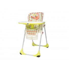 Chicco Silla Alta Polly 2-1 Sunny Amarillo - Envío Gratuito