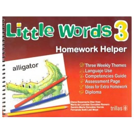 Little Words 3 Homework Helper - Envío Gratuito