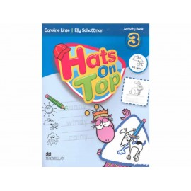 Hats On Top 3 Activity Book - Envío Gratuito