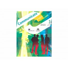 Communicate In English 3 Semester Students Book - Envío Gratuito
