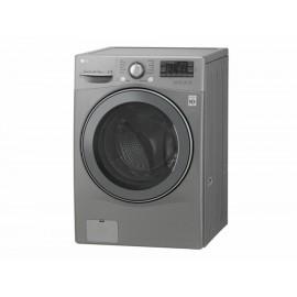 LG WD1577RD.AESELAT Lavasecadora 15 kg Acero - Envío Gratuito