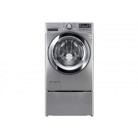 Lavasecadora LG WD20VVS6 20 kg gris acero - Envío Gratuito