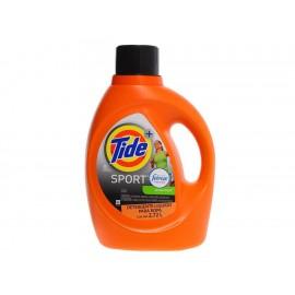 Detergente líquido Tide Sport HE - Envío Gratuito