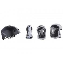 Set de Protectores con Casco Rollerface - Envío Gratuito