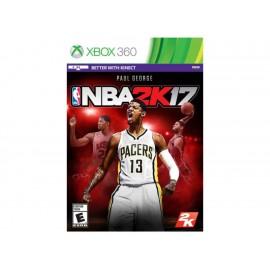 Xbox 360 NBA 2K17 - Envío Gratuito