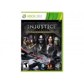 Injustice Gods Amongus Xbox 360 - Envío Gratuito