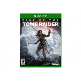 XBox One Rise of the Tomb Raider - Envío Gratuito