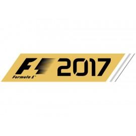 Fórmula 1 2017 Xbox One Edición Especial - Envío Gratuito