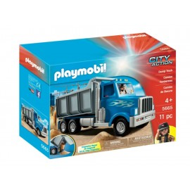 Playmobil Dump Truck - Envío Gratuito