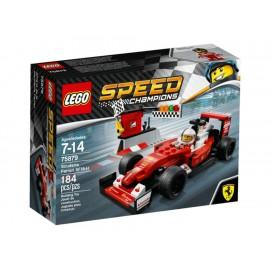 Scuderia Ferrari SF16-H Lego Speed Champions - Envío Gratuito