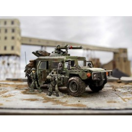 Mattel Vehículo Blindado de Carga - Envío Gratuito
