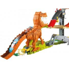 Mattel Duelo de T-Rex Hot Wheels - Envío Gratuito