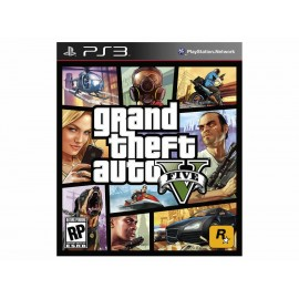 Grand Theft Auto V PlayStation 3 - Envío Gratuito