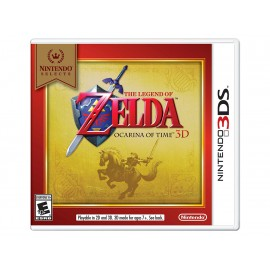 The Legend of Zelda  Ocarina of Time 3D Nintnedo 3DS - Envío Gratuito