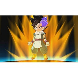 3DS Dragon Ball Fusions - Envío Gratuito