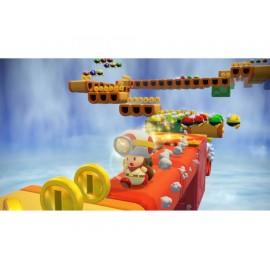 Nintendo Wii U Captain Toad and Amiibo Toad - Envío Gratuito