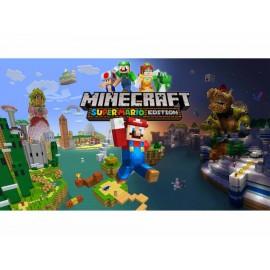 Minecraft Super Mario Mash Up Wii U - Envío Gratuito