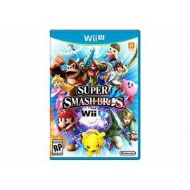 Super Smash Bros Wii U - Envío Gratuito