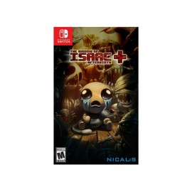 Nintendo Switch The Binding of Isaac Afterbirth - Envío Gratuito