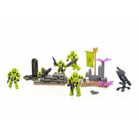 Mega Blocks Halo Fire Team Venom - Envío Gratuito