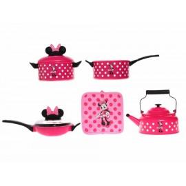 Disney Collection Set de Cocina Pink Minnie - Envío Gratuito