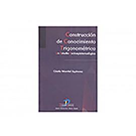 Construcción de Conocimiento Trigonométrico un Estudio - Envío Gratuito