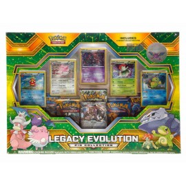 Legacy Evolution Nintendo Pokémon Pin Collection - Envío Gratuito