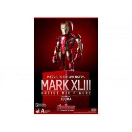 Hot Toys Figura de Iron-Man Mark XLIII - Envío Gratuito