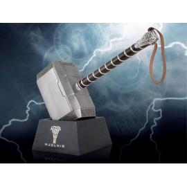 Beast Kingdom Marvel Martillo Mjolnir de Thor - Envío Gratuito