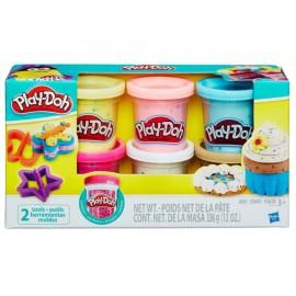 Masa modeladora Hasbro Play-Doh Confetti - Envío Gratuito