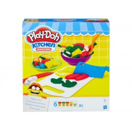 Hasbro Cortes de Chef Play-Doh - Envío Gratuito