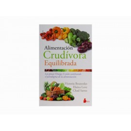 Alimentación Crudívora Equilibrada - Envío Gratuito