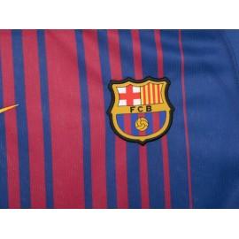 Jersey Nike FC Barcelona Local para niño - Envío Gratuito