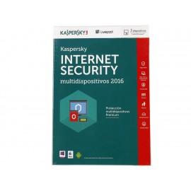 Kaspersky Antivirus Multidispositivos 2016 Renovaciones - Envío Gratuito