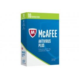 McAfee Antivirus Plus 2017 - Envío Gratuito