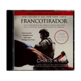 Francotirador Audiolibro - Envío Gratuito