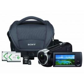 Kit de Videocámara Sony Handycam HDR-CX440 - Envío Gratuito