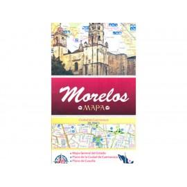 Mapa Morelos - Envío Gratuito