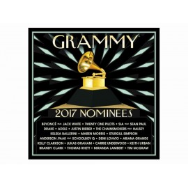 2017 Grammy Nominees CD - Envío Gratuito