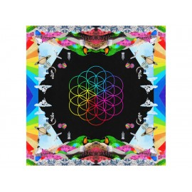 Coldplay A Head Full of Dreams CD - Envío Gratuito
