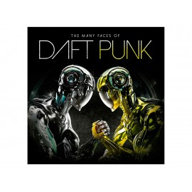 The Many Faces of Daft Punk 3 CD - Envío Gratuito